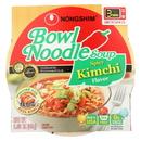 Nong Shim Kimchi Cup - Vegan - Case of 12 - 3.03 oz.