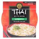 Thai Kitchen Rice Noodle Soup Bowl - Spring Onion - Case of 6 - 2.4 oz.