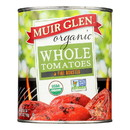 Muir Glen Fire Roasted Whole Tomatoes - Tomatoes - Case of 12 - 28 oz.