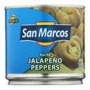 San Marcos Peppers - Nacho Jalapeno - Case of 12 - 11 oz