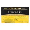 Bigelow Tea Lemon Lift Black Tea - Case of 6 - 20 bags