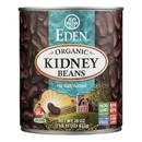 Eden Organic Kidney Beans - Case of 12 - 29 oz