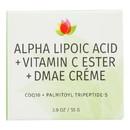 Reviva Labs - Alpha Lipoic Acid Vitamin C Ester and DMAE Cream - 2 oz