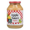 Eden Foods 100% Organic Applesauce - Case of 12 - 25 oz