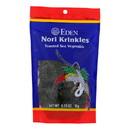 Eden Foods - Sea Vegetable Toasted Nori - Case of 6 - .53 oz