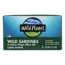 Wild Planet Wild Sardines - Extra Virgin Olive Oil - 4.4 oz