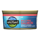 Wild Planet Wild Alaskan Pink Salmon - Case of 12 - 6 oz.