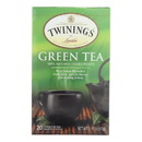 Twining's Tea Green Tea - Natural - Case of 6 - 20 bags