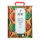 Zoe - Extra Virgin Olive Oil - Case of 6 - 101 fl oz.
