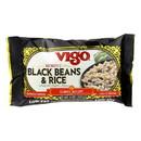Vigo Black Bean and Rice - Case of 12 - 8 oz.