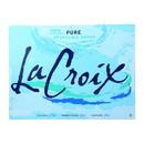 Lacroix Natural Sparkling Water - Case of 2 - 12 Fl oz.