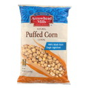 Arrowhead Mills - All Natural Puffed Corn Cereal - Case of 12 - 6 oz.