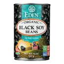 Eden Foods Organic Black Soy Beans - 15 oz.