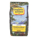 Organic Coffee Ground Coffee - Breakfast Blend - Case of 6 - 12 oz.