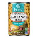 Eden Foods Organic Garbanzo Beans - 15 oz.