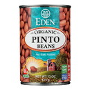 Eden Foods Organic Pinto Beans - 15 oz.