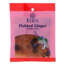 Eden Foods Pickled Ginger - with Shiso Leaves - 2.1 oz - case of 12