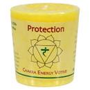 Aloha Bay - Chakra Votive Candle - Protection - Case of 12 - 2 oz