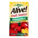 Nature's Way - Alive Fruit Source Vitamin C - 120 Vegetarian Capsules