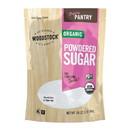 Woodstock Sugar - Organic - Powdered - 16 oz - case of 12