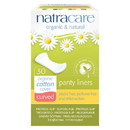Natracare Natural Curved Panty Liners - 30 Pack