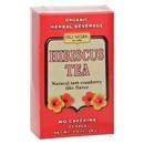Only Natural Organic Hibiscus Tea - 20 bags