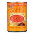Amy's - Soup - Chunky Tomato Bisque - Case of 1 - 14.5 oz.