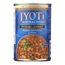 Jyoti Cuisine India Punjabi Chhole - Case of 12 - 15 oz.