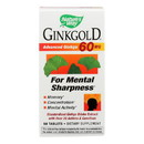 Nature's Way - Ginkgold 60 Mg - 50 Tablets