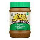 Sunbutter Sunflower Butter - Organic - Case of 6 - 16 oz.