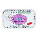 Bela-Olhao Sardines in Cayenne Pepper Sauce - 4.25 oz - Case of 12