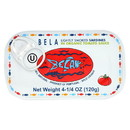 Bela-Olhao Sardines in Tomato Sauce - 4.25 oz - Case of 12