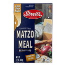 Streit's Matzo - Meal - Case of 18 - 12 oz.