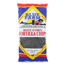Blue Farm - Organic Blue Corn Tortilla Chips - Case of 12 - 16 oz