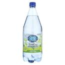 Crystal Geyser Sparkling Mineral Water - Lime - Case of 12 - 1.25 Liter