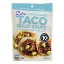 Frontera Foods Chipotle Garlic Taco Skillet Sauce - Skillet Sauce - Case of 6 - 8 oz.