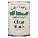 Bar Harbor - Clam Stock - Case of 6 - 15 oz.