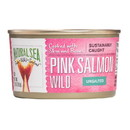 Natural Sea Wild Pink Salmon - Unsalted - 7.5 oz.