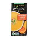 Imagine Foods Butternut Squash Soup - Creamy - Case of 12 - 32 oz.