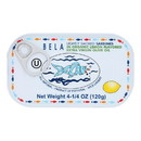 Bela-Olhao Sardines in Lemon Sauce - 4.25 oz - Case of 12