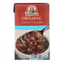 Dr. McDougall's Organic Quinoa Vegetable Lower Sodium Soup - Case of 6 - 18 oz.