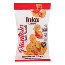 Inka Crops - Plantain Chips - Chile Picante - Case of 12 - 4 oz.