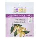 Aura Cacia - Aromatherapy Mineral Bath Euphoria - 2.5 oz - Case of 6