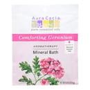 Aura Cacia - Aromatherapy Mineral Bath Heart Song - 2.5 oz - Case of 6