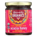 Heavenly Organics Organic Honey - Acacia Honey - Case of 6 - 12 oz.