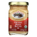 Shady Maple Farms 100 Percent Pure Organic Maple Butter - Case of 8 - 9.2 oz.