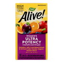 Nature's Way - Alive Once Daily Women's Multi-Vitamin - Ultra Potency - 60 Tablets