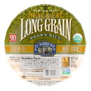Lundberg Family Farms Organic Long Grain Brown Rice - Case of 12 - 7.4 oz.