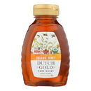 Dutch Gold Honey Organic Wildflower Honey - Case of 6 - 12 oz.