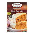 Namaste Foods Spice Carrot Cake - Mix - Case of 6 - 26 oz.